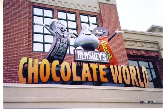 Coupons chocolate world