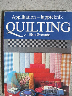 Quilting - applikation och lappteknik