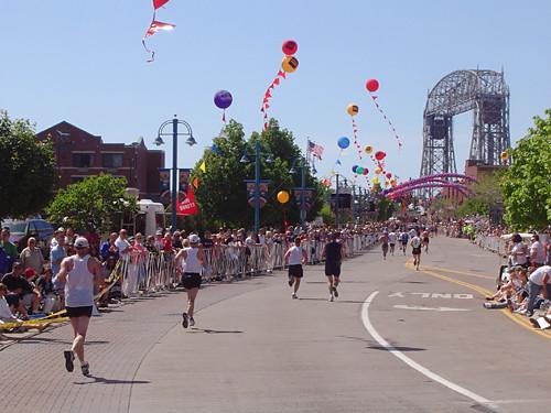 2005 Grandma's Marathon