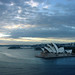 Sunrise over the Sydney Opera House