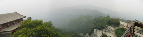 Xiangshan 'Mountain' Panoramic