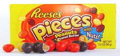 Reese's Pieces with Peanuts