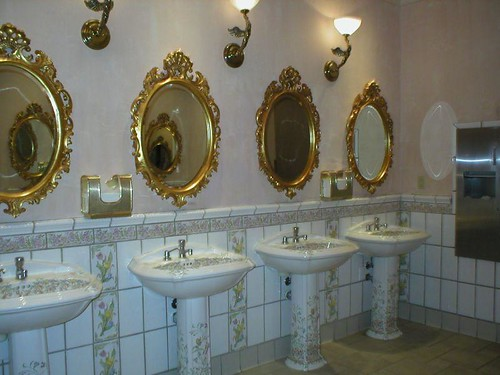 Paris bathroom