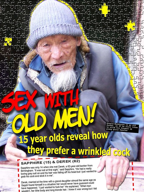 Sex with old men