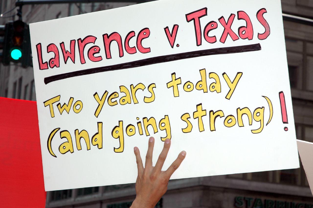 lawrence v. texas