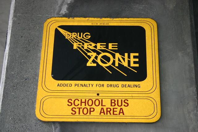 Drug Free Zone