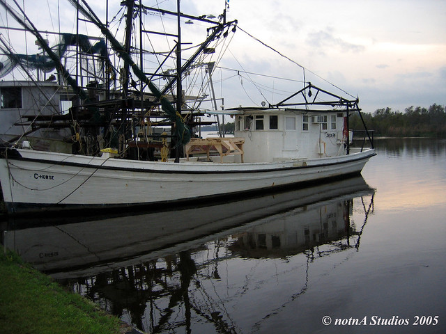 Jefferson Lafitte Skiff for Sale http://www.flickr.com/photos/notna/21922466/