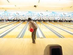 Mom Bowling