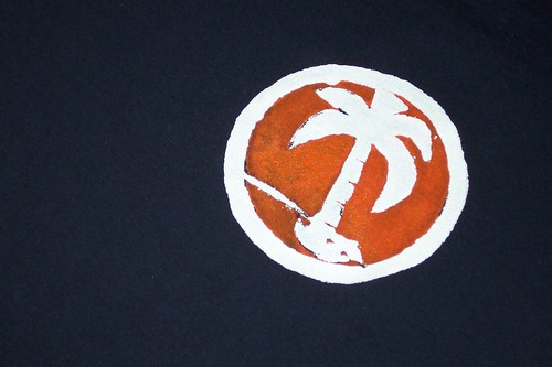 Palm Tree T-Shirt Design