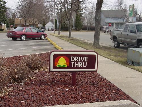 drive thru EUA