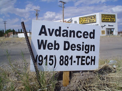 Avdanced Web Design