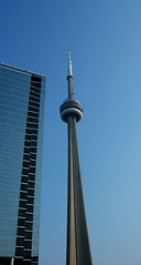 cn tower and friends
