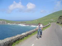 Biking meself