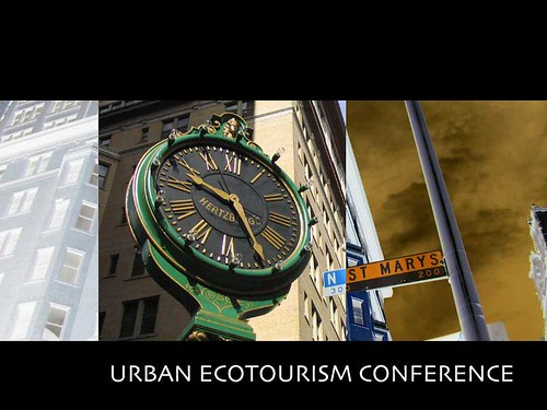 Urban Ecotourism Conference