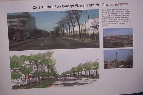 New York Avenue Corridor public meeting