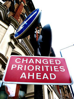 Change Priorities