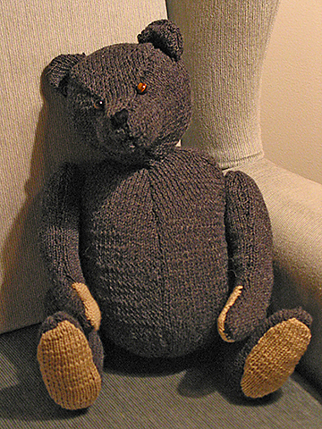 Teddy Bear, Completed