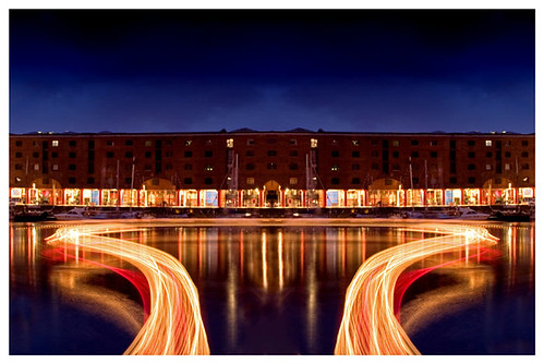 Albert Docks Light