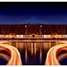 Albert Docks Light by petecarr