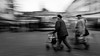 Zu schnell unterwegs / Too fast on the road by photobeyDE