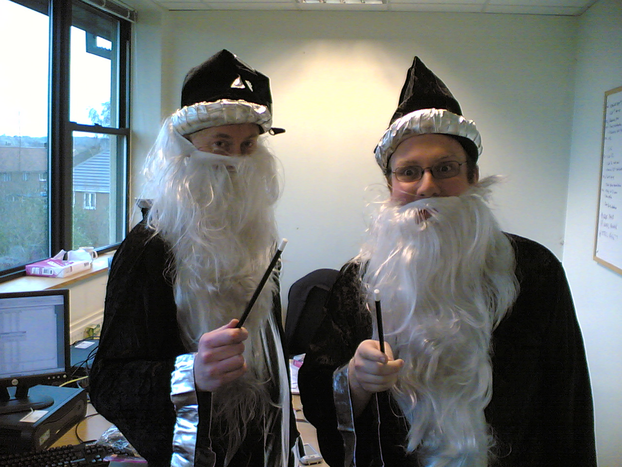 Task Management Wizards