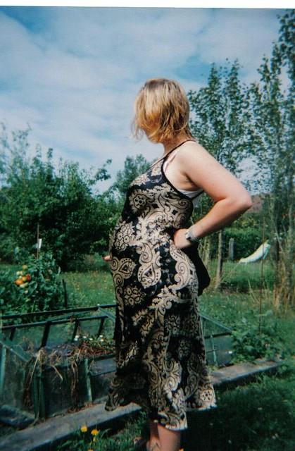 Беременные и алкоголь