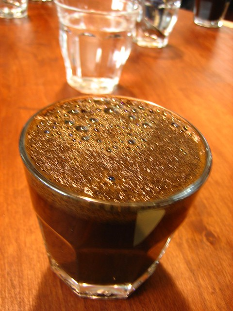 Unfiltered Coffee - http://www.flickr.com/photos/derektor/92480692/