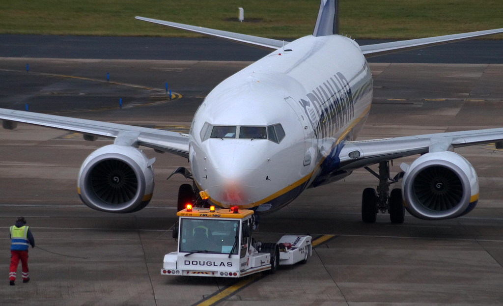 EI-FTI - B738 - Ryanair