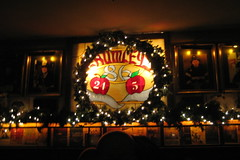 NYC - West Village: Chumley's