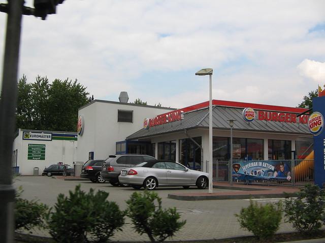 Burger King In Köln