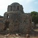 Small photo of Byzantine era church inside the Alanya Castle
