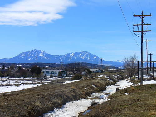 county mountains colorado walsenburg spanishpeaks huerfano