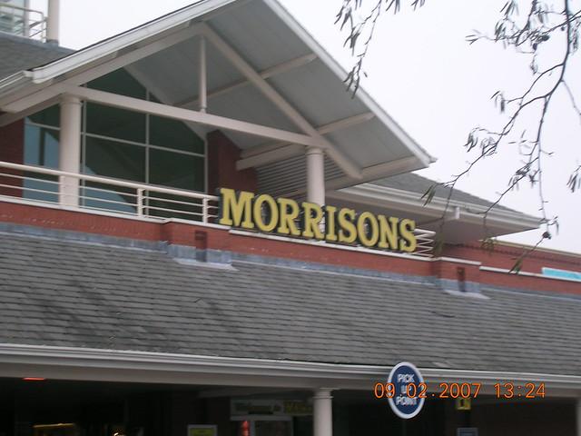 Morrisons The Best Apple Blackcurrant Cake G