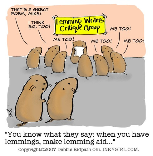 Lemming Writers' Critique Group