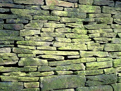 Dry Stone Wall, Ryburn Valley