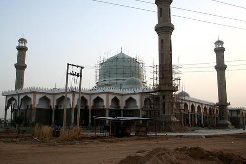 Mosque, Damaturu