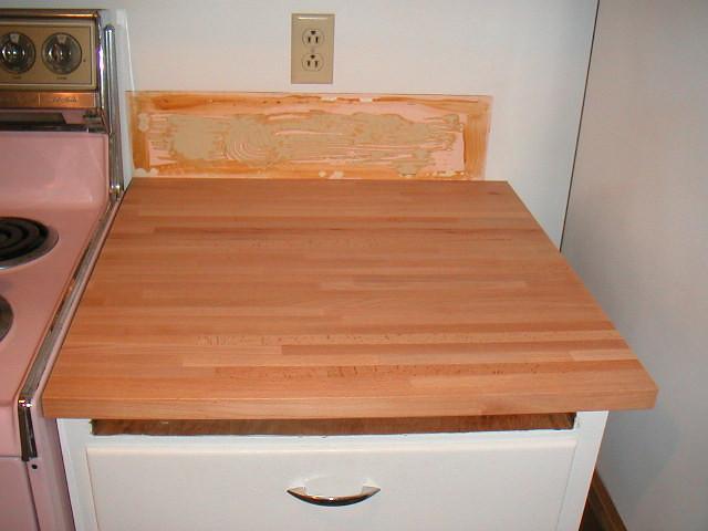 Butcher Block Countertops Modern Kitchen