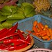 Chilies and Starfruit - Hanoi, Vietnam