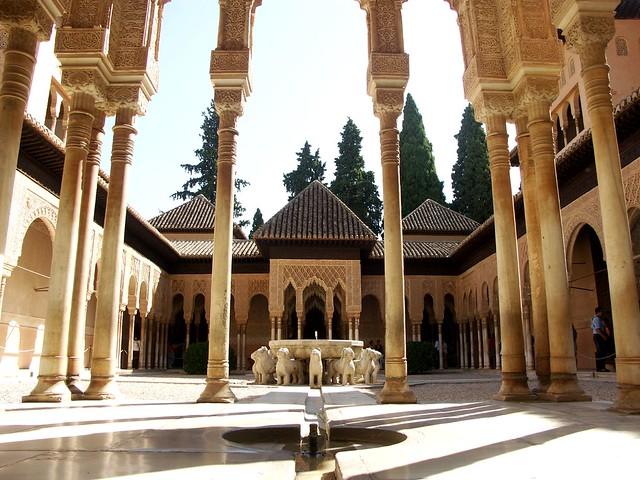 Alhambra - Spain