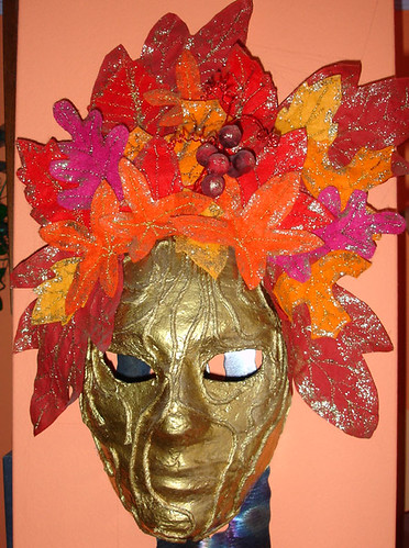 autumn mask