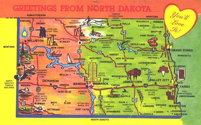 Major Tourist Attractions In North Dakota North dakota top