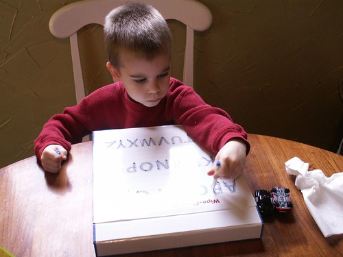 Letter writing-homeschool :)