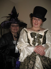 clothing, lady, hat, costume, person,