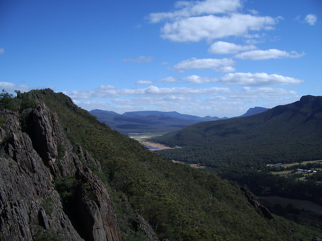 FROM BORONIA PEAK