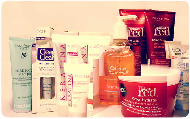acne care products