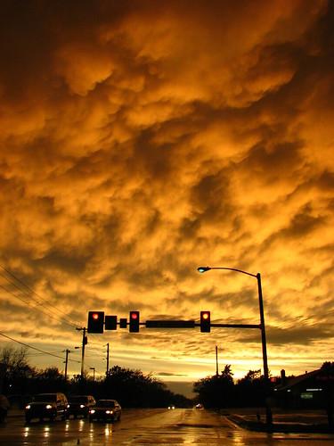 sunset sky oklahoma weather clouds okc s3 oklahomacity 2007 top20oklahoma