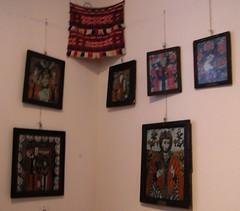 Museo de iconos  en cristal en Sibiel Rumania 001