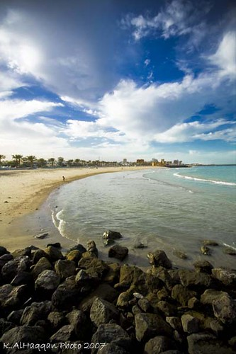 Alkout Beach - Kuwait
