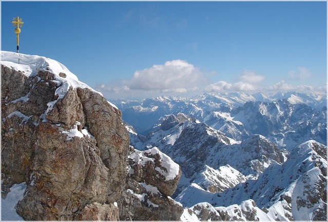 Zugspitze  Article about Zugspitze by The Free Dictionary