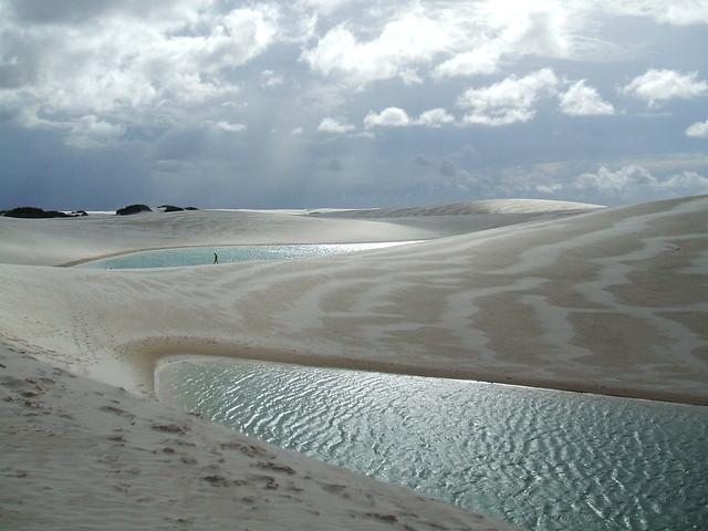 Parque Nacional Lençóis Maranhenses, Brasil, Maranhão